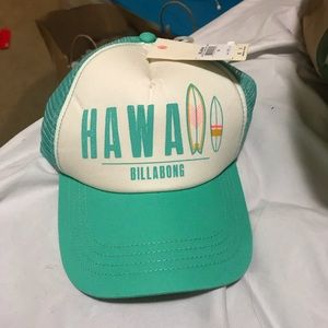 Billabong Hawaii hat